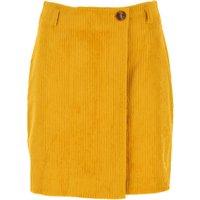 ALYSI Skirt for Women, Amber, Cotton, 2019, 26 28
