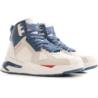 Balmain Sneakers for Men On Sale, White, Leather, 2019, 10.5 7 8 9.5