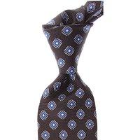 Barba Napoli Ties On Sale, Ebony, Silk, 2021