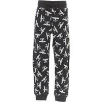 Boy London Kids Sweatpants for Boys, Black, Cotton, 2019, 10Y 14Y 16Y 4Y 6Y 8Y