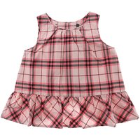 Burberry Tops On Sale, Bright Rose, Cotton, 2017, 12M 18M 2Y 9M