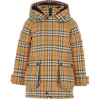 Burberry Boys Down Jacket for Kids, Puffer Ski Jacket, Antique Yellow, polyester, 2019, 10Y 14Y 4Y 6