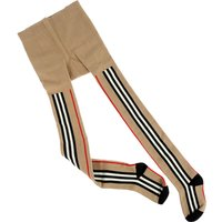 Burberry Kids Pants for Girls On Sale in Outlet, Beige, Cotton, 2021, 5-6 Y 7-8 Y
