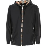 Burberry Jacket for Men, Black, polyamide, 2019, L M S XL