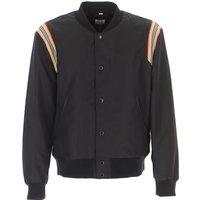 Burberry Jacket for Men On Sale, Black, polyamide, 2019, L M