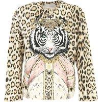 Roberto Cavalli Kids T-Shirt for Girls, leopardo, Cotton, 2019, 10Y 4Y 6Y 8Y