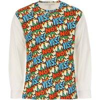 Comme des Garcons T-Shirt for Men On Sale, Multicolor, Cotton, 2019, L M S XL