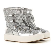 Chiara Ferragni Boots for Women, Booties, Silver, Leather, 2019, 3.5 4.5 5.5 6.5 7.5
