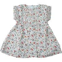Chloe Baby Dress for Girls On Sale, Light Grey, viscosa, 2019, 12M 18M 2Y 3Y 6M 9M