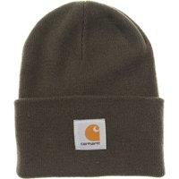 Champion Hat for Women, Orange, Wool, 2019