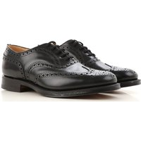 Church's Brogue Shoes On Sale, Black, Polished leather, 2021, 10 10.5 7 8 9 9.5