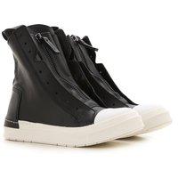Cinzia Araia Sneakers for Women, Black, Leather, 2019, 2.5 3.5 4.5 5.5 6.5 7.5