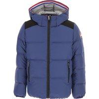 Colmar Boys Down Jacket for Kids, Puffer Ski Jacket, Blue, polyamide, 2019, 10Y 14Y 16Y 8Y