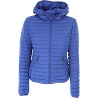 Colmar Down Jacket for Women, Puffer Ski Jacket On Sale, Electric Blue, polyamide, 2019, 6 8