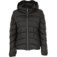Colmar Down Jacket for Women, Puffer Ski Jacket, Black, polyamide, 2019, 10 12 14 8