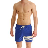 Colmar Swim Shorts Trunks for Men, Blue, polyester, 2019, XL (EU 52) XXXL (EU 56)