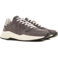 Crime Sneakers for Men On Sale, Anthracite, Leather, 2019, 10.5 6.5 7 8 9.5