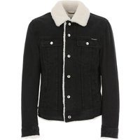 Dolce & Gabbana Down Jacket for Men, Puffer Ski Jacket On Sale in Outlet, Black, Cotton, 2019, L XL