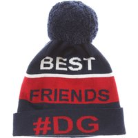Dolce & Gabbana Kids Hats for Boys On Sale in Outlet, Blue, Virgin wool, 2019, L M