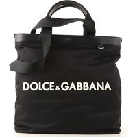 Dolce & Gabbana Totes, Black, Nylon, 2019