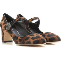 Dolce & Gabbana Pumps & High Heels for Women On Sale in Outlet, Pony, Fur, 2021, 3 3.5 4 4.5