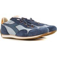 Diadora Sneakers for Men On Sale, Blue, Leather, 2019, EU 40 - UK 6.5 - US 7 EU 42 - UK 8 - US 8.5 E