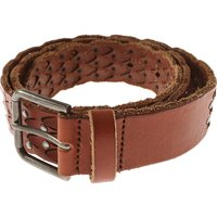 Dolce & Gabbana Mens Belts On Sale in Outlet, Cognac, Leather, 2017, 36 44