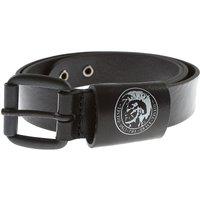 Diesel Belts, Black, Leather, 2019, 36 38 40