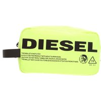 Diesel Pouches On Sale, fluo yellow, polyamide, 2019