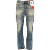 Diesel Jeans, Denim, Cotton, 2019, 29 30 31 32 33 34 36