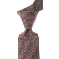 Christian Dior Ties On Sale, Dark Oxblood Red Melange, Silk, 2021