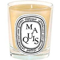 Diptyque Home Scents for Women, Maquis - Candle - 190 Gr, 2019, 190 gr