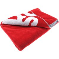 Dsquared2 Beach Towel, Red, Cotton, 2021