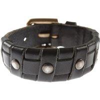 Dolce & Gabbana Bracelet for Men On Sale in Outlet, Black, Leather, 2019, Small X-Large