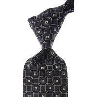 Dolce & Gabbana Corbatas Baratos en Rebajas, Negro, Seda, 2019