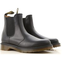 Dr. Martens Boots for Men, Booties On Sale in Outlet, Black, Leather, 2019, 7 8