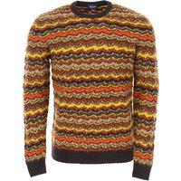 Drumohr Sweater for Men Jumper On Sale, Multicolor, Lambswool, 2019, L M XL