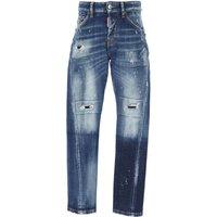 Dsquared2 Kids Jeans for Boys On Sale, Blue Denim, Cotton, 2019, 10Y 12Y 14Y 16Y 8Y