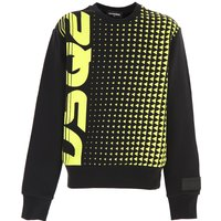 Dsquared2 Kids Sweatshirts & Hoodies for Boys On Sale in Outlet, Black, Cotton, 2019, 10Y 12Y 14Y 8Y