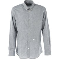 Dsquared2 Mens Clothing On Sale in Outlet, Blue-Grey, Cotton, 2019, S * IT 46 L * IT 50 XL * IT 52