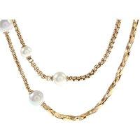 Dueci Bijoux Necklaces On Sale, Brass, Brass, 2019