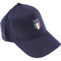 Emporio Armani Hat for Women On Sale, Dark Blue Marine, Cotton, 2019