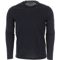 Emporio Armani T-Shirt for Men, navy, Cotton, 2019, L M S XL XXL