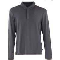 Emporio Armani Polo Shirt for Men On Sale, Dark Grey, Cotton, 2017, M XXL XXXL
