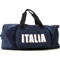 Emporio Armani Gym Bag Sports for Men On Sale, Dark Blue Marine, polyester, 2021