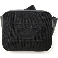 Emporio Armani Briefcases On Sale, Black, polyestere, 2019
