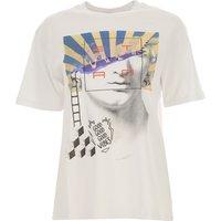 Etro T-Shirt for Women, White, Cotton, 2019, 12