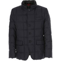Fay Down Jacket for Men, Puffer Ski Jacket, Navy Blue, polyester, 2019, L M S XL XXL XXXL
