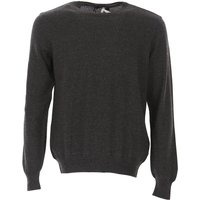 Fay Sweater for Men Jumper On Sale, Anthracite, Virgin wool, 2017, L XL XXL XXXL