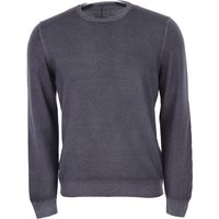 Fay Sweater for Men Jumper, Blue, Virgin wool, 2019, L XL XXL